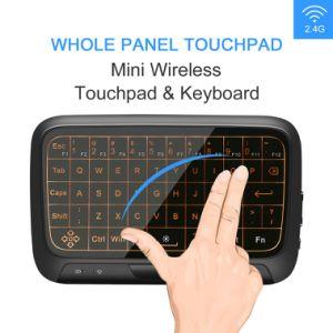 H18+ inalámbrica táctil en Pantalla completa Pantalla táctil con teclado virtual para Android de Google Smart TV Box