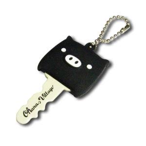 주문 승진 선물 연약한 PVC 키 덮개