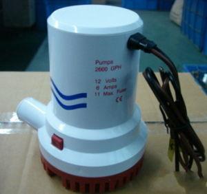 DC Pompe Submersible Pompe à eau de la pompe de cale