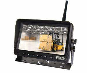 2.4GHzデジタルの伝送が付いている範囲のトラックのための無線フォークリフトのカメラシステム