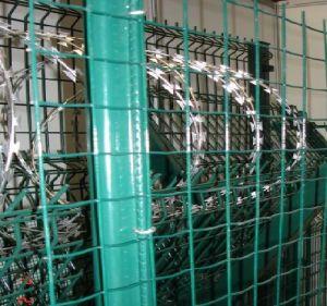 PVC-geschweißtes Ineinander greifen