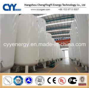 異なった容量の産業使用された液体酸素窒素の二酸化炭素のアルゴンの貯蔵タンク