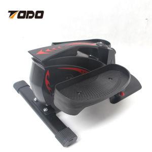 En el interior del pedal de pasos elíptica ejercicio Mini máquina elíptica