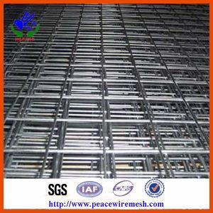 Malla de alambre soldada de acero galvanizado (ISO9001)
