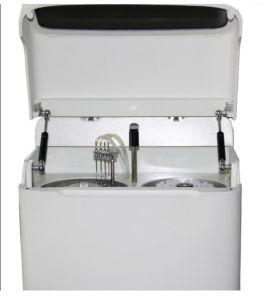 El analizador automático de Bioquímica con sistema reactivo -Mslabi02