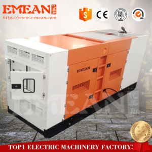 genehmigte leiser Dieselgenerator 125kVA mit Deutz Motor-Generator-Cer
