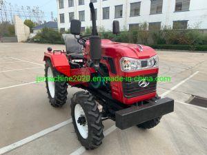 24HP 2WD/4WD ферма мини Tracotor