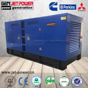 90kw Water-Cooledディーゼル発電機の無声タイプ防音のディーゼル発電機の価格