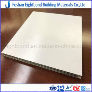 Poids léger Panneaux d'Honeycomb PVC PVC Aluminium Panneaux d'Honeycomb filmé