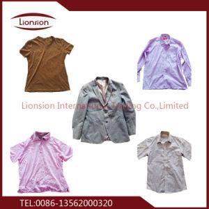 Vendite Mixed della fabbrica usata di modo dei vestiti