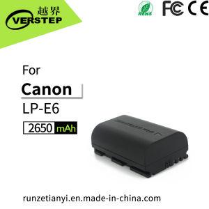 câmara digital Canon Bateria LP-E6/LP-E6n Lpe6/Lpe6n marca EOS 5D/6D/7D