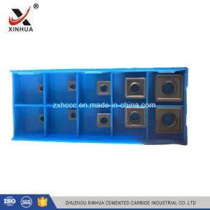 Inserts de carbure de tungstène Indexable Spmg série U percer les outils de coupe