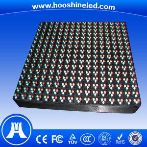 Comitato esterno LED del TUFFO di colore completo P10 di promozione elettronica