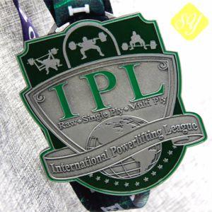 高品質の金賞のスポーツの競争の金属カスタムメダルメーカー