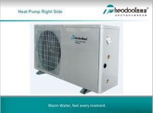 Livre de água permanente de água da bomba de calor R417A