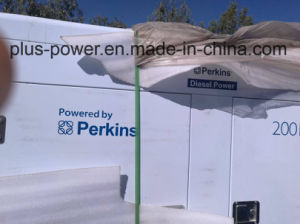 135kVA 150kVA 180kVA 200kVA BRITISCHES Perkins Dieselgenerator-Set