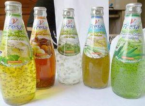 Het Vullen van de Drank van de Drank van het Vruchtesap Machines