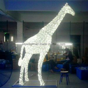 Decoratie van het Park van Kerstmis van de LEIDENE Decoratie van de Vakantie de Lichte Lichte