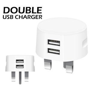 2.4A UK системы мобильного телефона зарядное устройство USB для iPhone и Android
