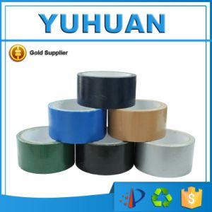 試供品はダクト布の粘着テープを防水する