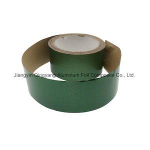 建築材料のための緑の伝導性のアルミホイルの粘着テープ