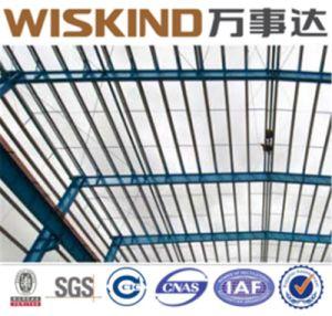 Weided Estructura de acero para la estructura del edificio-1