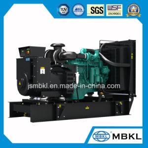 Cummins 디젤 엔진에 의해 강화되는 150kw/187.5 발전기 세트