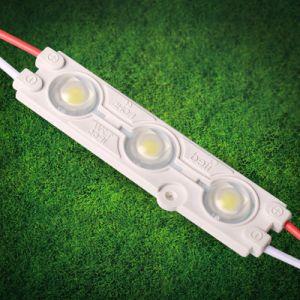 Inyección ABS de alta potencia LED SMD 2835/5050 con el objetivo del módulo de Publicidad 160 grados para el canal carta
