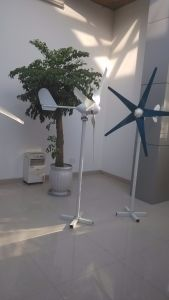 Ponto baixo Home pequeno - gerador de vento da velocidade 500W 12V/24V