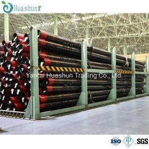 Buen precio la tubería de acero de la carcasa y tubos y tuberías de presión/Linepipe/Líquido Transmitir/Estructurales utilizando