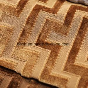 Diseño de geomática de tela decorativos para muebles