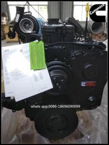 주식에 있는 미국 Cummins Qsl9 CPL422 디젤 엔진