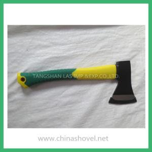 Ax revestimento de plástico de manusear