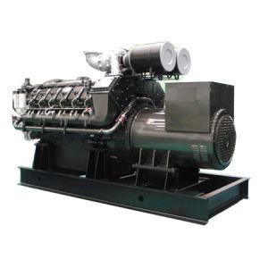 Alimentation électrique insonorisé 1700kVA Groupe électrogène Diesel 50Hz