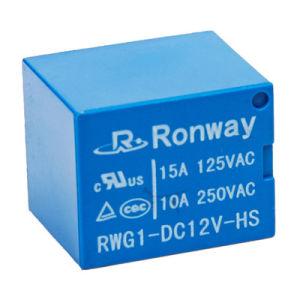 Relé de sobrecarga Wl32f Tamanho Miniatura 5Um relé de alimentação para electrodomésticos &Uso Industrial