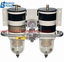 Groupe électrogène diesel de pièces de filtre à carburant séparateur d'eau Racor