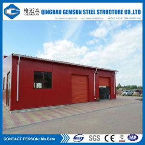 La luz de la construcción rápida de la construcción de la estructura de acero