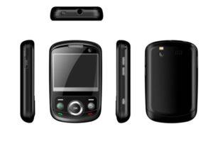 De Mobiele Telefoon van TV (fus-M560)