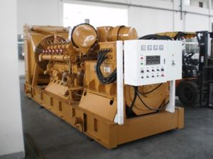 Marcação EPA 1000kw Usina de Biogás de Gás Natural
