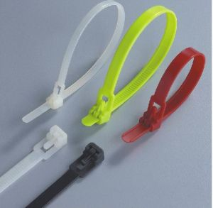 Serre-câble libérable de brise de bonne qualité