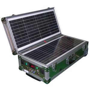 Het draagbare Systeem van de ZonneMacht (lvc-PD40W)