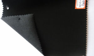 0,8Mm PU Nubuck Saco de couro
