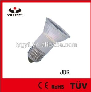 Lampe halogène JDR Eco avec CE / RoHS / ERP / TUV / GOST approuvé