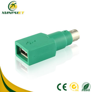 Kundenspezifischer Energien-kupferner Draht Mann-Mann-DVI HDMI Konverter-Adapter