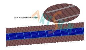 Supports de montage pour panneau solaire toit de tuiles d'accueil