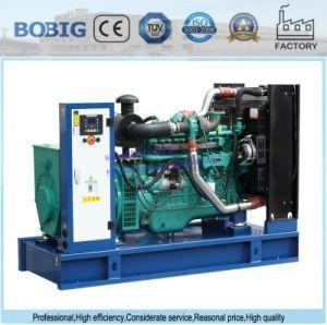 最上質125kVA 100kw水冷却のディーゼル発電機