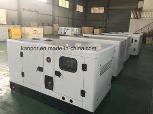 Электрический генератор Yanmar 6-605-48квт ква в режиме ожидания звуконепроницаемых Silent генератора