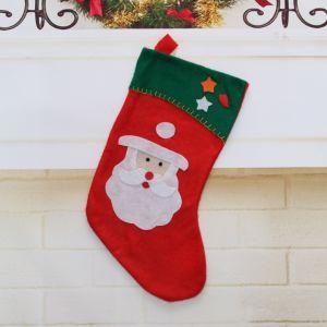 Il natale colpisce con forza il regalo di Natale dei calzini dei brevi del calzino capretti del tubo flessibile