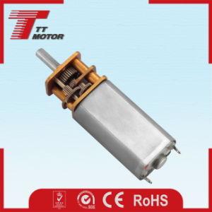 Micro el engranaje del motor de 12V DC para el cepillo dental eléctrico