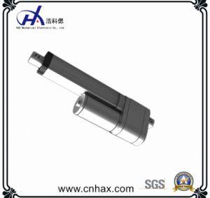 Resistente al agua de actuador lineal eléctrico motor DC 24V